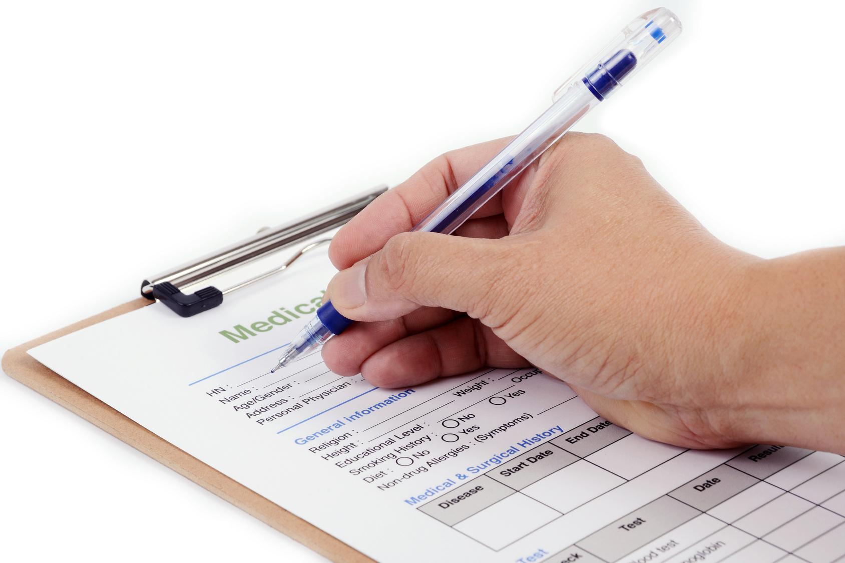 Intake Forms - Oakville Chiropractic & Family Health Clinic